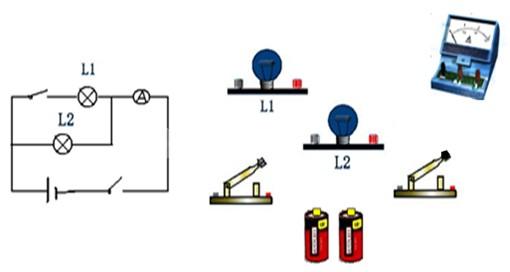 初中-物理|串,并联电路识别及组装-题库-e学大