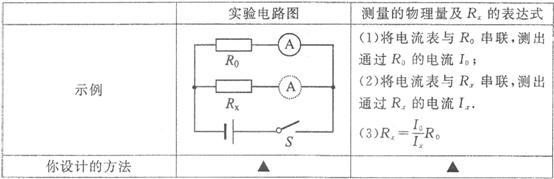 2003年江苏省无锡市物理中考试题 (4)