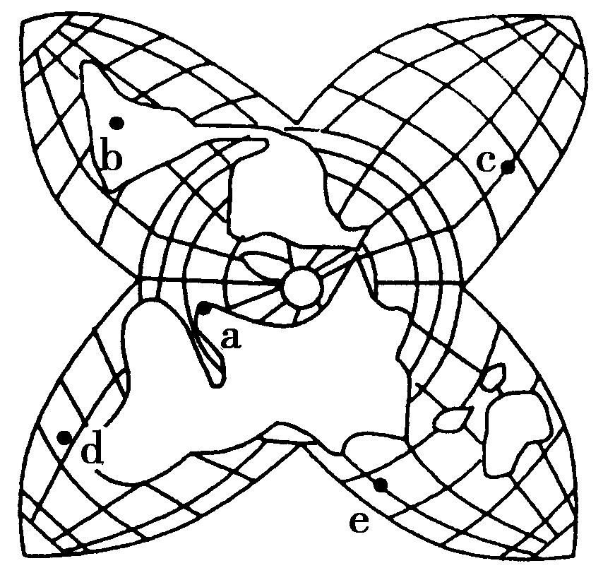 嫦娥四号手绘图