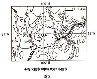 ) 材料一 《北纬30°·中国行》从浙江舟山群岛