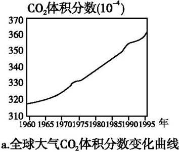 【复合论述题】 结合材料一,分析庐山云雾的形成过程.