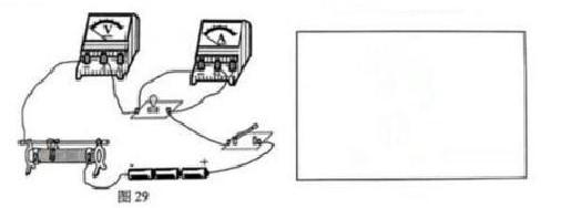 彩色电视机偏转接线图