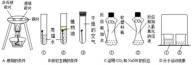 分子和原子-题库-e学大