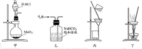 高中化学蒸发实验操作三个要点是?
