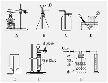 初中-化学|氧气的实验室制法(加热高锰酸钾)——实验