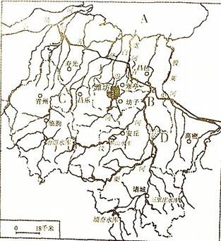 首页 > 初中-地理 中国的五大地形分布及特征  潍坊处于山东半岛中部