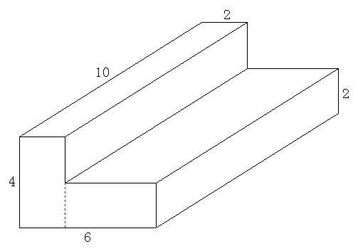 这一讲将通过长方体、正方体及其组合图形,讲解有关的计数问题.-图片